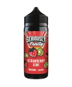 Seriously Fruity - Strawberry Kiwi 100ml Eliquid