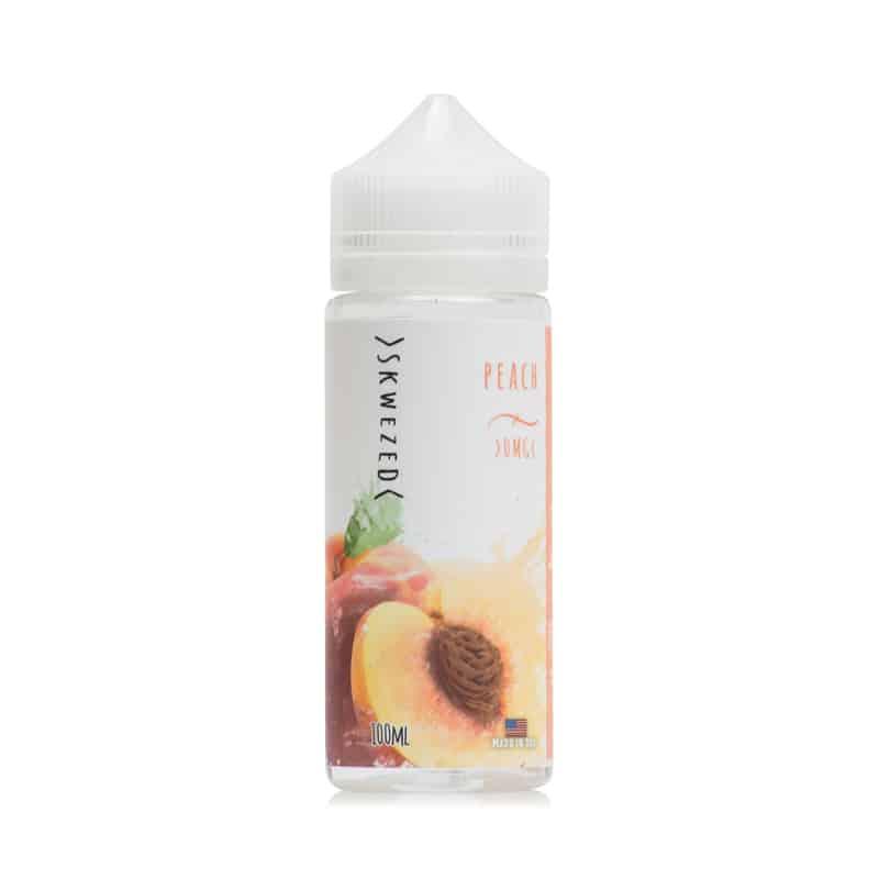 Skwezed - Peach 100ml Short Fill