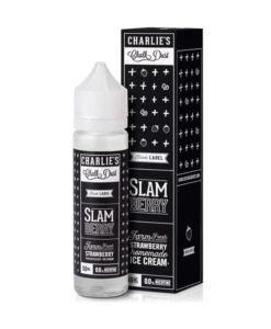 Charlie's Chalk Dust - Slamberry 50ml Short Fill