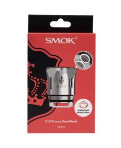 SMOK V12 Prince P-Tank Dual Mesh Coils