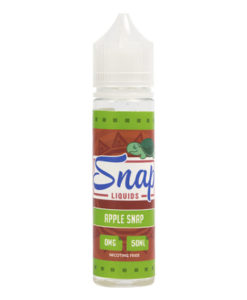 Snap Liquids - Apple Snap 50ml Short Fill