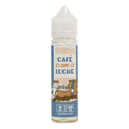 Snap Liquids - Cafe Con Leche 50ml Short Fill Eliquid