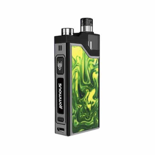 SnowWolf Wocket Pod System - Jade Green
