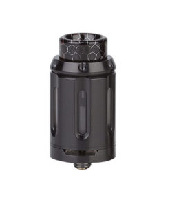 Squid Industries - PeaceMaker RTA Black