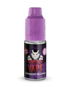 Vampire Vape - Strawberry Milkshake 10ml