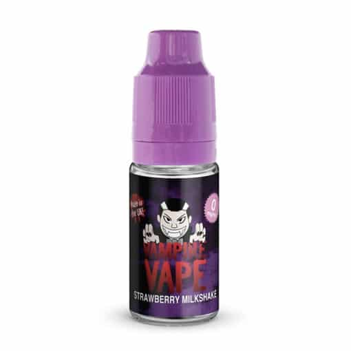 Vampire Vape - Strawberry Milkshake 10ml