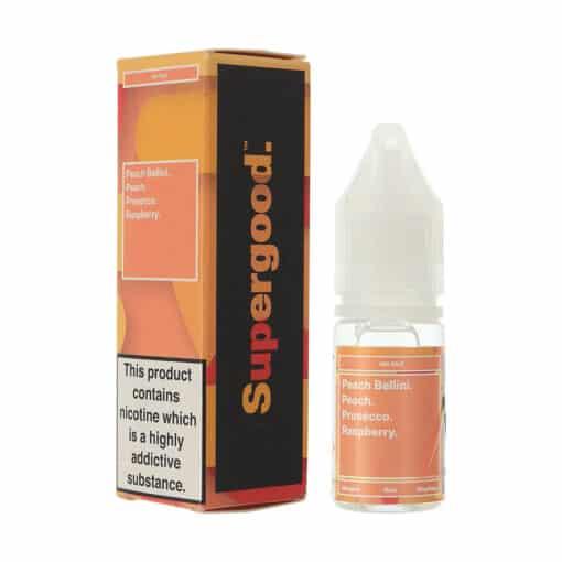 Peach Bellini by Supergood Salts