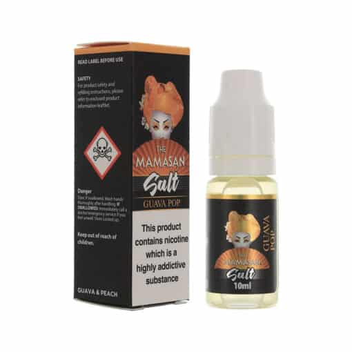 The Mamasan - Guava Pop 20mg Nicotine Salt