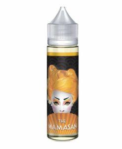 The Mamasan - Guava Pop 50ml Short Fill