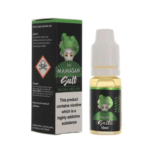 The Mamasan - Mama Melon 20mg Nicotine Salt