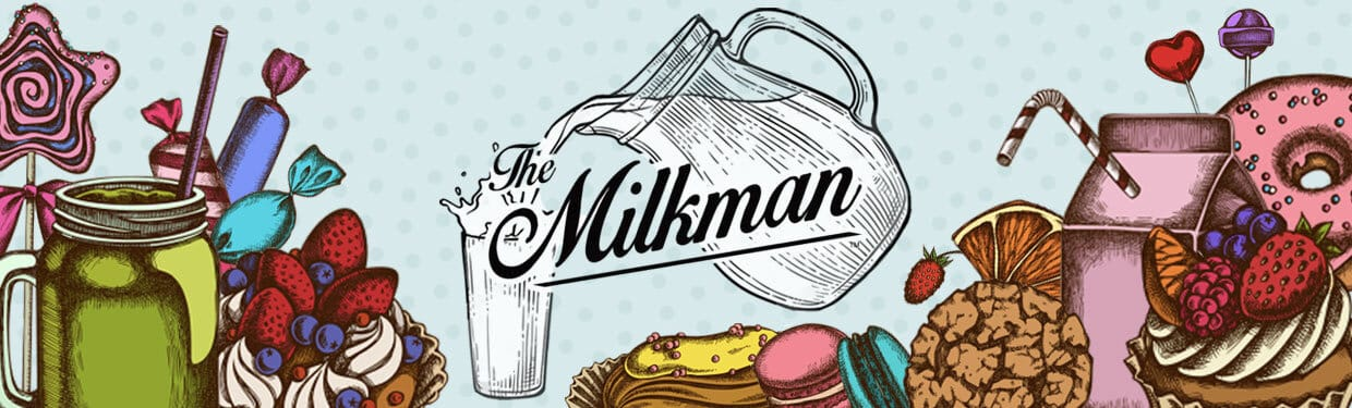 The Milkman E-Liquid Short Fills & Nicotine Salts