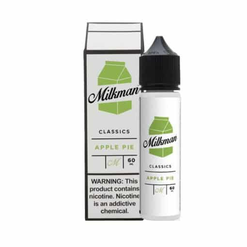 The Milkman Classics - Apple Pie 50ml Short Fill