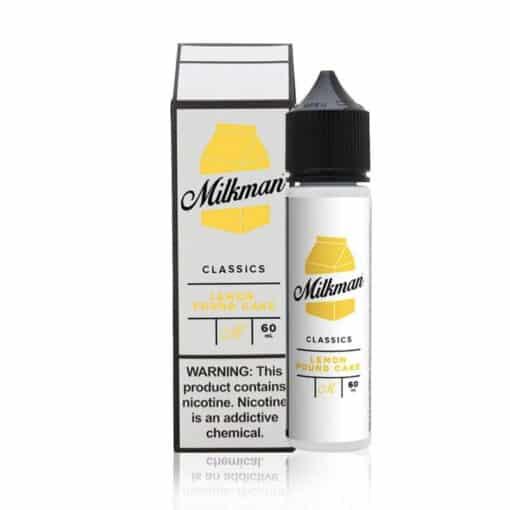 The Milkman Classics - Lemon Pound Cake 50ml Short Fill