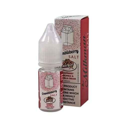 The Milkman Salt - Crumbleberry Nic Salt