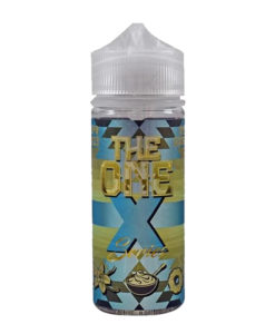 The One - Vanilla Custard Donut 100ml Eliquid
