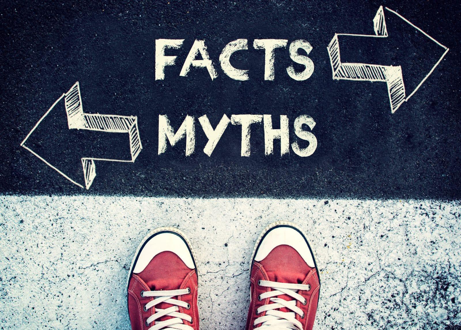 Three Myths Surround Vaping