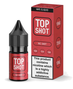 Top Shot 18mg Nic Shot Booster