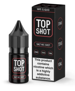Top Shot 20mg Nic Salt Shot Booster