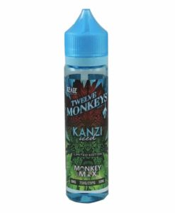 Twelve Monkeys - Kanzi Iced 50ml Short Fill