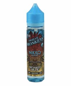 Twelve Monkeys - Nikko Iced 50ml Short Fill