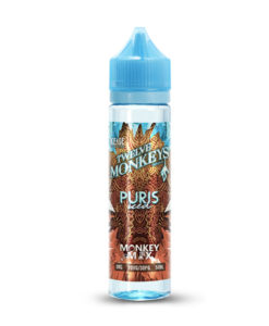 Twelve Monkeys - Puris Iced 50ml Short Fill