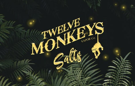 Twelve Monkeys 20mg Nic Salts