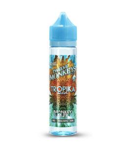 Twelve Monkeys - Tropika Iced 50ml Short Fill