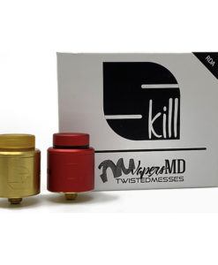 Twisted Messes VaperzMD Skill RDA