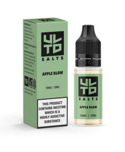 Apple Blow  by ULTD Salts