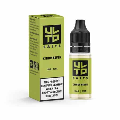 UTLD - Citrus Seven Nic Salt Eliquid