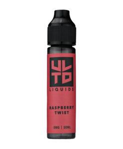 ULTD - Raspberry Twist 50ml Eliquid