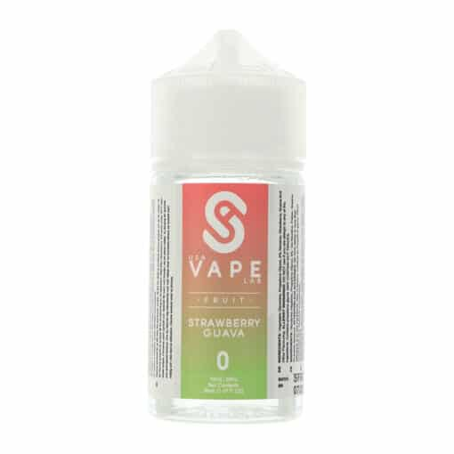 USA Vape Labs - Strawberry Guava 50ml Eliquid