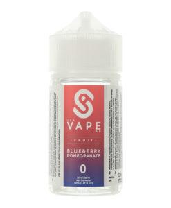 USA Vape Labs - Blueberry Pomegranate 50ml Eliquid