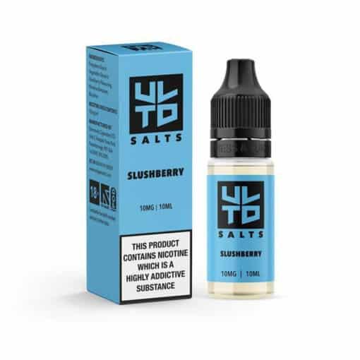 UTLD - Slushberry Nic Salt Eliquid
