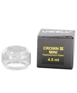 Uwell Crown 3 Mini 4.5ml Bubble Glass