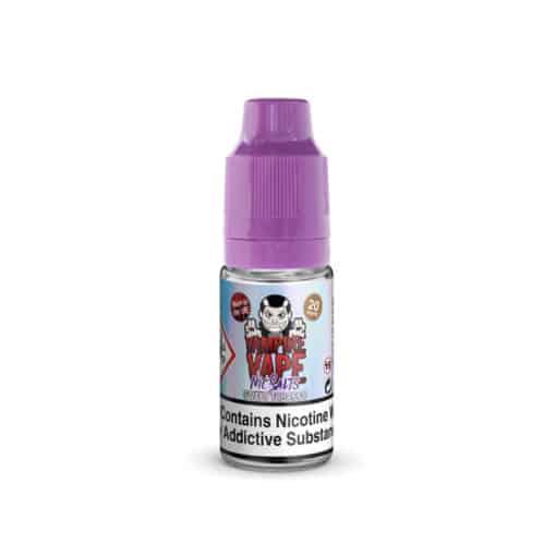 Vampire Vape Nic Salts - Sweet Tobacco 10mg & 20mg