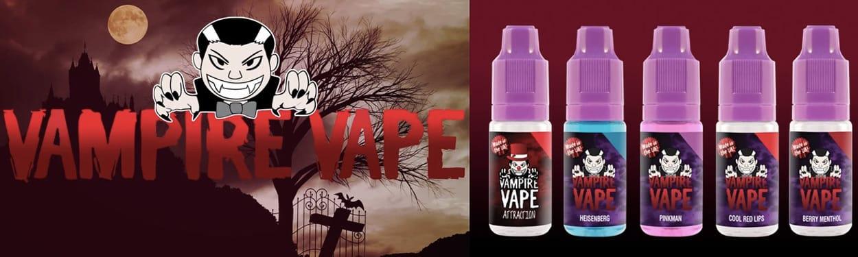 Vampire Vape 10ml E-Liquids