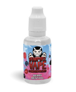 Vampire Vape - Berry Menthol 30ml Concentrate