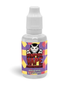 Vampire Vape - Rhubarb & Custard 30ml Concentrate