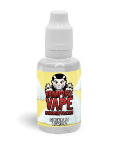 Vampire Vape - Sherbet Lemon 30ml Concentrate