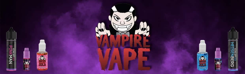 Vampire Vape E-Liquids UK Stockist