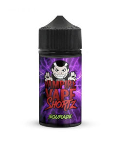 Vampire Vape Shortz - Sourade 50ml Eliquid Short FillVampire Vape Shortz - 50ml Eliquid Short Fill