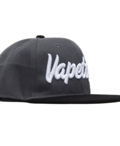 Vapetasia Black Snap Back