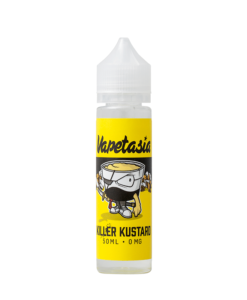 Vapetasia - Killer Kustard 50ml Short Fill