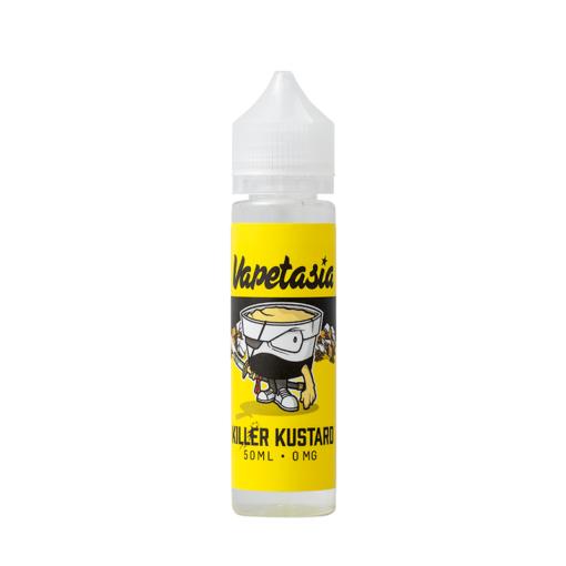 Vapetasia - Killer Kustard 50ml Short Fill