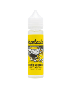 Vapetasia - Lemon Killer Kustard 50ml Short Fill
