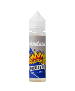 Vaptasia - Royalty II 50ml Short Fill