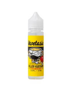 Vapetasia - Strawberry Killer Kustard 50ml Short Fill