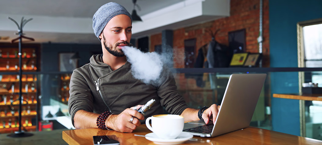 Vaping Could Lower Your Insurance Costs