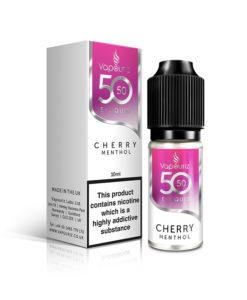 Vapouriz - Cherry Menthol 5050